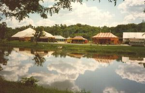 CIRCUS TENTS BY RIVER 1