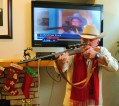 """""""A Christmas Story For Buck . . ."""""""